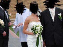 Piękna suknia ślubna  z kolekcji Sweetheart 2008!!