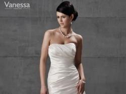 Piękna Suknia Ślubna z najnowszej kolekcji Julii Rosy