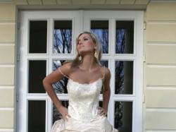 Piękna Suknia Ślubna z renomowanego salonu