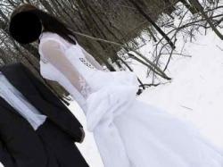 Piękna suknia ślubna z salonu Jacqueline