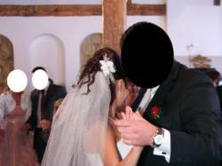 """Piękna suknia ślubna z salonu """"Julia"""""""