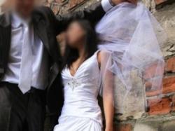 Piękna Suknia Ślubna z salonu Lisa Ferrera roz. 36