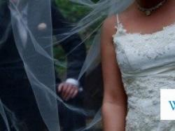 Piękna suknia ślubna z USA