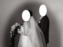 Piękna suknia ślubna z welonem jak nowa