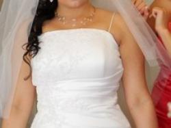 Piękna suknia ślubna za jedyne 1000 zł!!!!!!