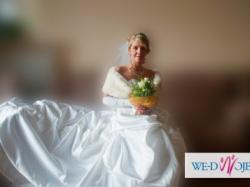 Piękna suknia ślubna za jedyne 599zł