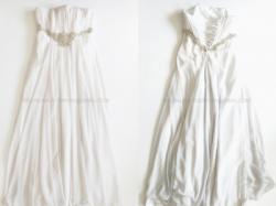Piękna suknia w greckim stylu