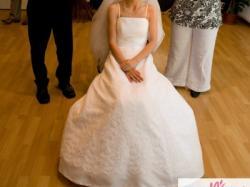 Piękna suknia w małym rozmiarze