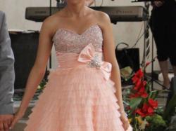 Piękna suknia wieczorowa dla Pani Młodej i nie tylko!