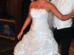 Piękna suknia z salonu SARAH