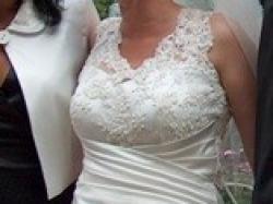 piękna suknia za 600 zł