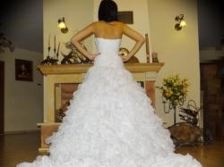 Piękna suknie model Kassandra
