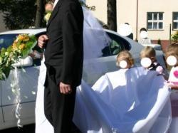 Piękną Suknie Ślubną