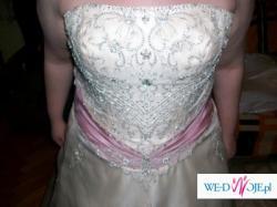 Piękną suknie ślubną Aspera sprzedam