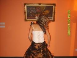 PIękna suknie ślubna lub wizytowa!!!