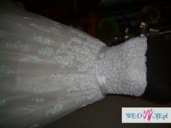 Piękną Suknię Ślubną Sprzedam