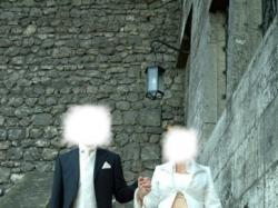 piękna, szyta na zamówienie suknia ślubna + duuużo dodatków
