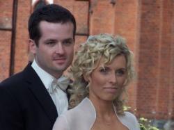 Piękna, waniliowa suknia ślubna, lekka jak piórko :-) -sprzedam