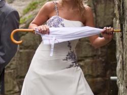 Piękna wloska suknia ślubna z salonu Lilea-ChantalM8028