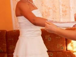 Piękna, wyjątkowa suknia ślubna
