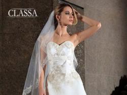 piękna, wyszczuplająca, subtelna suknia ślubna r.38 + bolerko, halka