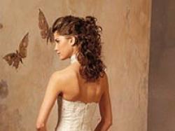 Piękna, zachwycająca suknia ślubna PRONOVIAS Laris