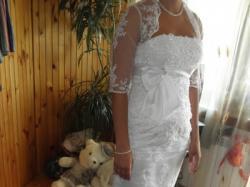 Pięknaaaaa Suknia ślubna