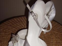 Piękne buciki ślubne firmy WITT roz. 39