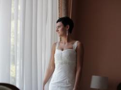 Piękne i niezwykle oryginalne suknie ślubne