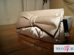 Piekne sandaly,NEXT,roz 37,NOWE,ivory.