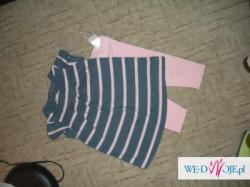 Piękne ubranka dla dziewczynki 3-8m.!!! WARTO