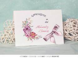 Piękne Zaproszenia śubne Na ślub Cywilny Zawiadomienia Winietki W 2