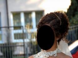 PILNIE I TANIO sprzedam bajkową suknię ślubną z kolekcji Urszuli Matei 640