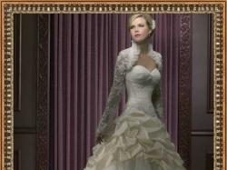 Pilnie kupię suknię Demetrios 2806 w kolorze ivory rozmiar 38