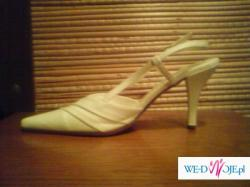 PILNIE - Sprzedam nowe buty ślubne rozm. 40