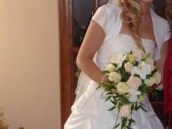 Pilnie sprzedam suknię ślubną!