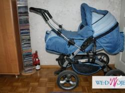 Pilnie sprzedam wózek głęboko-spacerowy