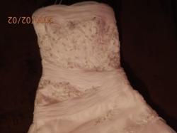 Pilnie, tanio sprzedam piekna suknie