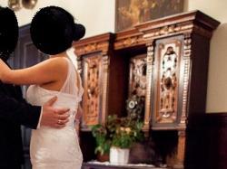 Płaszcz i suknia ślubna Aspera + GRATISY!!