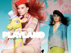 Playland - kraina makijażu MAC na wiosnę 2014