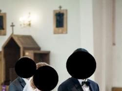 Plisowana, klasyczna suknia ślubna w stylu empire 34-38/ 175 cm