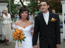 Plisowana suknia ślubna niepowtarzalna!!!