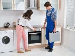 Podłączenie płyty indukcyjnej montaż kuchenki elektrycznej Rumia elektryk z uprawnieniami gwarancja