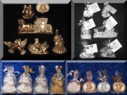 Podziękowania Figurki na Wszystkie Okazje-Ślub,Chrzest,Komunia dla Firm Święta