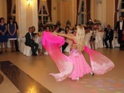 Pokazy Taniec Orientalny (Taniec brzucha) - Sylwester, wesela, jubileusze