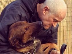 Policjant zbiera na wykupienie psa, z którym służył. Wzruszająca historia o przyjaźni i przywiązaniu