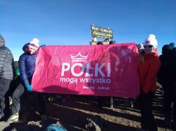 Polki Mogą Wszystko - zdobyłyśmy Kilimandżaro!