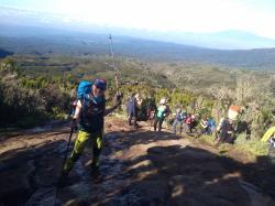 Polki na Kilimandżaro - tak żyje się w obozie w wysokich górach!
