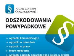 POLSKIE CENTRUM ODSZKODOWAŃ ZŁOTÓW
