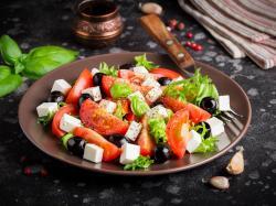 Pomidory z fetą